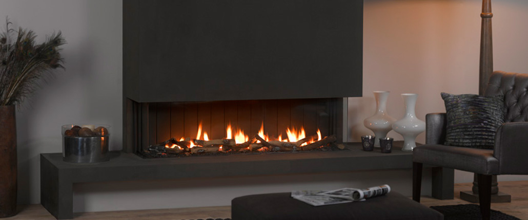 Three Sided Panoramic Models | Balanced Flue Fireplaces